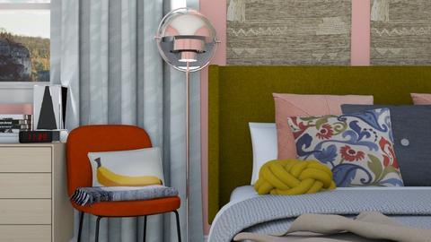 Cozy - Classic - Bedroom  - by HenkRetro1960
