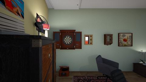 stranger things office 1 - Office - by silkenewman