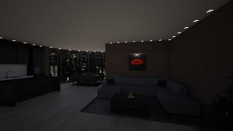 8450 Ridpath Dr - Modern - Living room  - by sfurkan