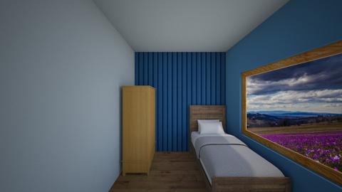 sypialnia Ewy - by asiamy