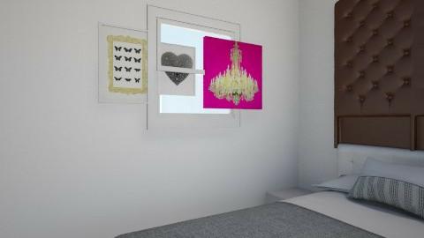 bedroom - Vintage - Bedroom  - by byagata