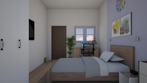 masters bedroom 2 - Bedroom  - by iancarlg