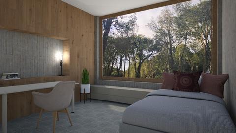 cayetana - Bedroom  - by melcampusano