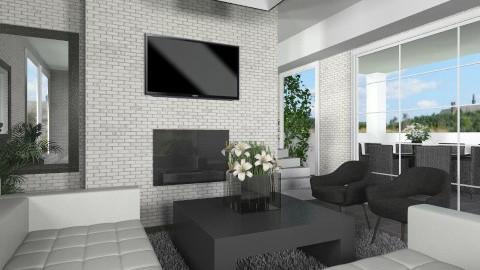 Livingroom13 - Modern - Living room  - by Ivana J