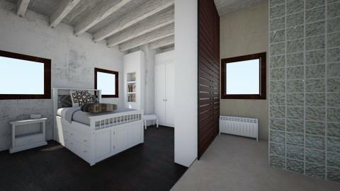 1 - Modern - Bedroom - by Violeta Sordo