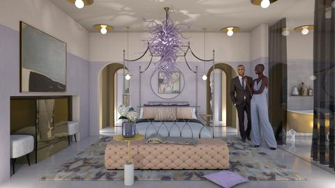 Color bed - Bedroom - by chania