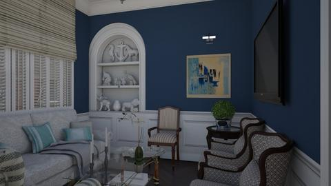 Bureau v9 - Classic - Living room - by Lu Do