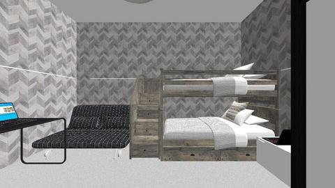 Brother Room - Modern - Bedroom  - by mrx311