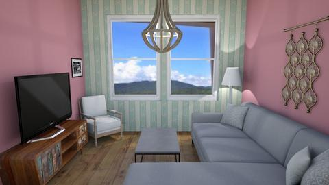 living room - Country - Living room  - by sonakshirawat175