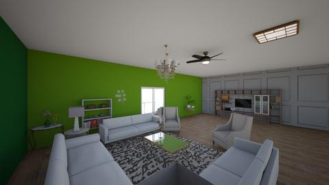 living area - Living room  - by siddhi0103