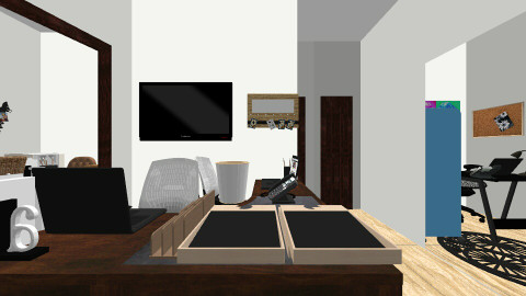 j and s office - Classic - Office - by Sarah Lachica Tresvalles