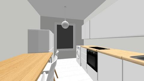 kuchnia - Kitchen  - by litwinina