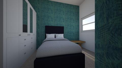 bedroom renders maybe - Bedroom  - by tastyzoots