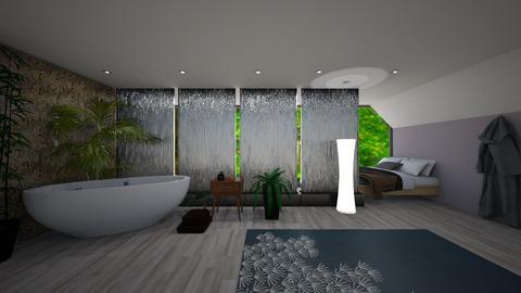 Bed and Bath - Modern - Bathroom - by designcat31