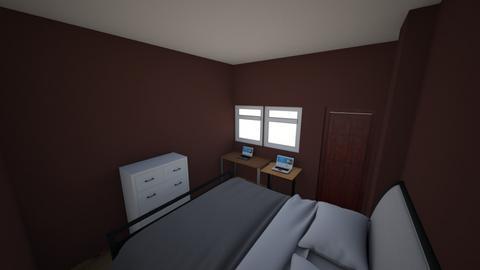 cuarto - Bedroom  - by IkaRoblox777