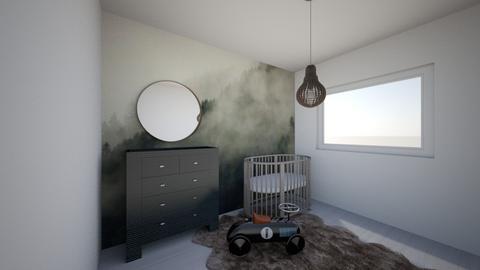 E V E R E T - Kids room  - by blueberry_pie26
