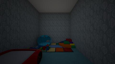 twin room 2 - Kids room - by winniebelle