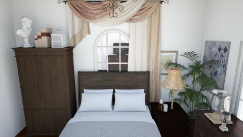 Hurtado Master Suite - Classic - Bedroom  - by talialodaya