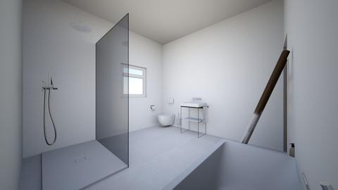 Living Room - Modern - Living room - by Basic_Guso
