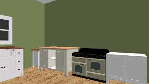 Dovy keuken - Classic - Kitchen  - by Helo kitty