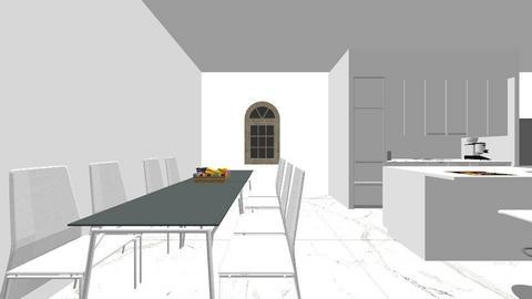 1ATiffanySolis - Kitchen - by shayden