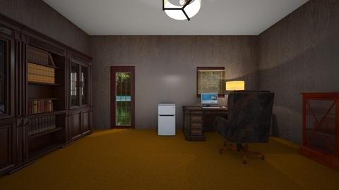 Writers Retreat - Office  - by mspence03