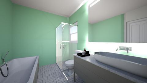Master Bath - Bathroom  - by jonworek