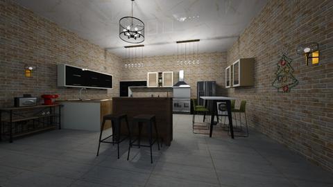 kitchen - Kitchen  - by Yusf
