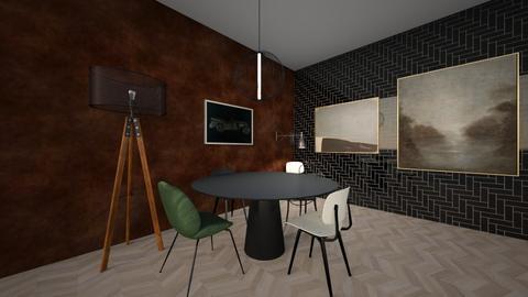Roomer  - Living room  - by homedisigner
