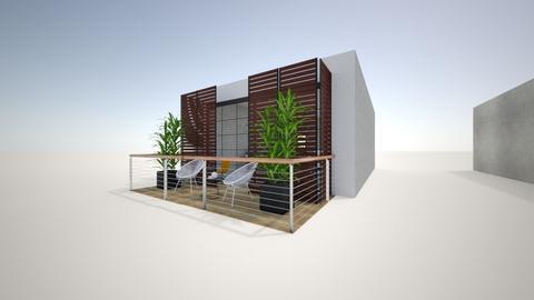 Dreamhouse - Modern - Garden  - by Marlisa Jansen