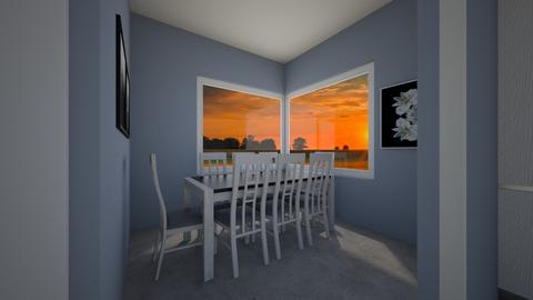 dom814      5 - Dining room - by ilona123