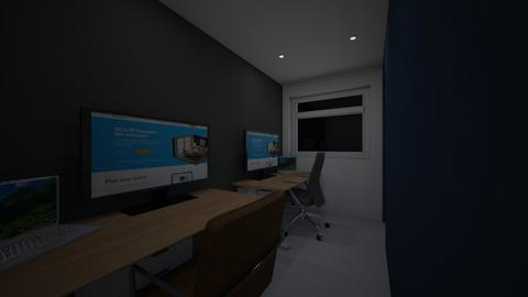 Office  - by Caleb hughes