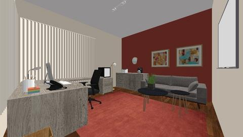 Antonio Office Space - Office  - by dynastic