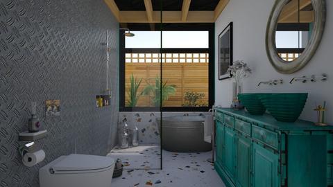 Bathroom - Bathroom - by Annathea