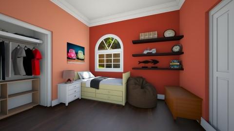 Bedroom - Modern - Kids room  - by Miriam151