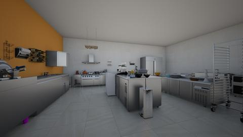 industry - Kitchen - by mspaulalund