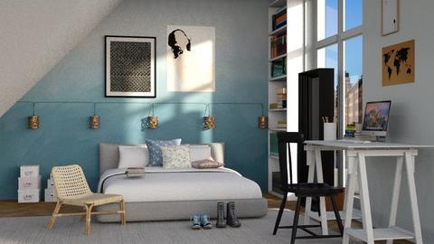 student dorm - Classic - by tolo13lolo
