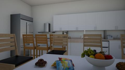 BASIX KITCHEN  - Minimal - Kitchen  - by mariaconsuelobb10
