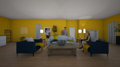 Marvins Room - Living room  - by JD Burns