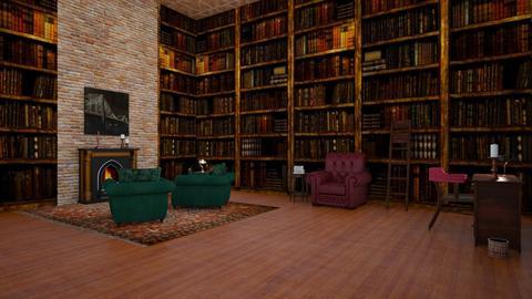 Library - Classic - by jammuek
