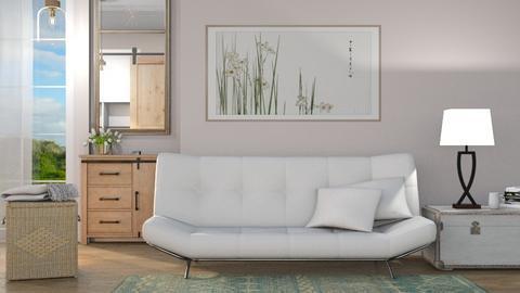 Futon_3 - Modern - Bedroom  - by milyca8