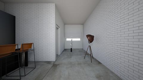 fer - Living room  - by Fernanda Kleinhaus
