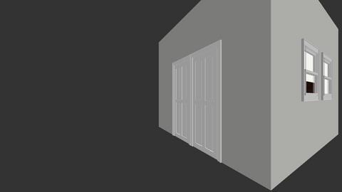 My room fwb - Bedroom  - by KCannon162069