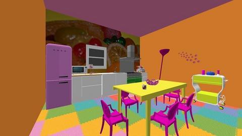 kitchen - Kitchen  - by gwenstefanibiggestfan