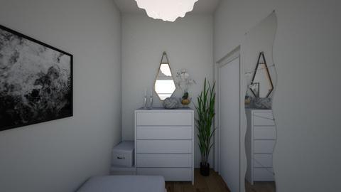 maria room - Bedroom  - by mari92u6