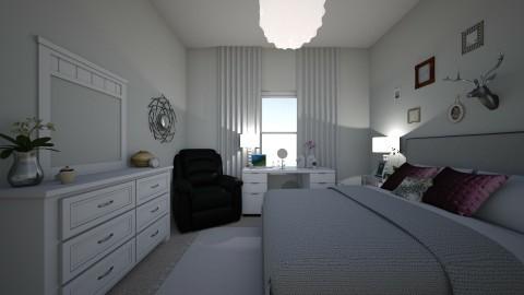 bedroom - Bedroom - by ashcash769