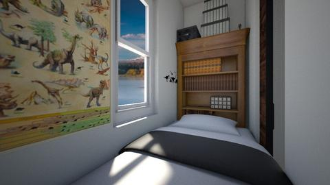 Tiny House Bedroom - Bedroom  - by SammyJPili