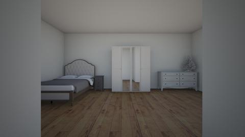 my bedroom - Bedroom  - by karl1