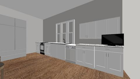 lucy - Kitchen  - by Lucy Mann