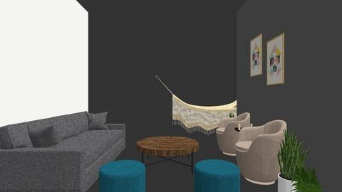 Sala Depa - Eclectic - Living room - by danorosas